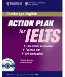 Action Plan for IELTS Academic Module Student's Book with Audio CD