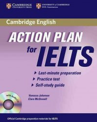 Action Plan for IELTS General Module Student's Book with Audio CD