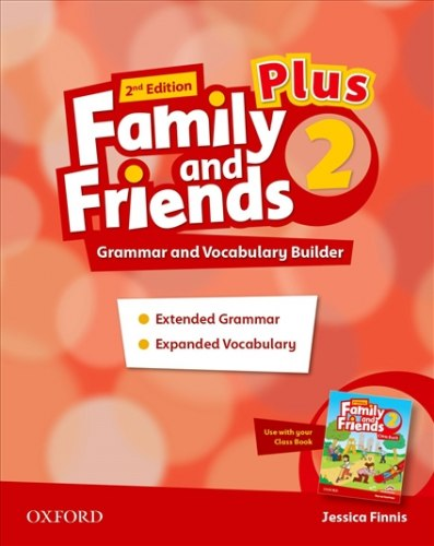 Family and Friends 2 (2nd Edition) Plus Grammar and Vocabulary Builder / Граматика