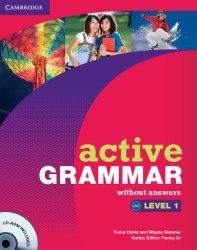 Active Grammar Level 1 Book without answers and CD-ROM / Підручник для учня без відповідей