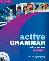 Active Grammar Level 2 Book without answers and CD-ROM / Підручник для учня без відповідей