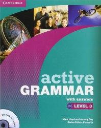 Active Grammar Level 3 Book with Answers and CD-ROM / Підручник для учня з відповідями