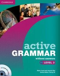 Active Grammar Level 3 Book without answers and CD-ROM / Підручник для учня без відповідей