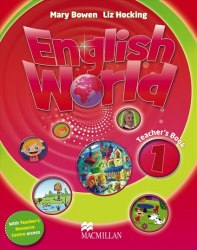 English World 1 Teacher's Guide + eBook Pack / Підручник для вчителя