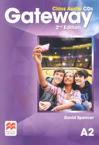 Gateway A2 (2nd edition) Class CDs / Аудіо диск