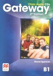 Gateway B1 (2nd edition) Class CDs Macmillan