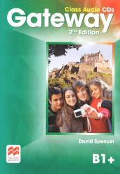 Gateway B1+ (2nd edition) Class CDs Macmillan
