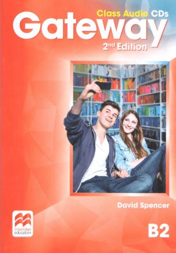 Gateway B2 (2nd edition) Class CDs / Аудіо диск