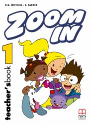 Zoom in 1 Teacher's Book / Підручник для вчителя