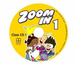 Zoom in 1 Class Audio CD / Аудіо диск