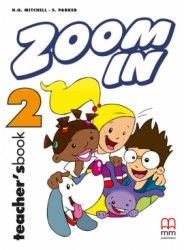 Zoom in 2 Teacher's Book / Підручник для вчителя