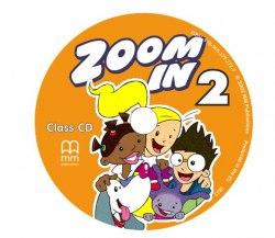 Zoom in 2 Class Audio CD / Аудіо диск