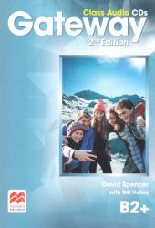 Gateway B2+ (2nd edition) Class CDs Macmillan
