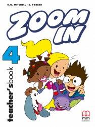 Zoom in 4 Teacher's Book / Підручник для вчителя