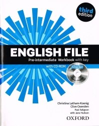 English File (3rd Edition) Pre-Intermediate Workbook / key / iChecker / Робочий зошит