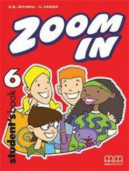 Zoom in 6 Student's Book+Workbook with CD-ROM / Підручник + зошит