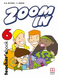 Zoom in 6 Teacher's Book / Підручник для вчителя