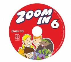 Zoom in 6 Class Audio CD / Аудіо диск