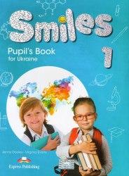 Smiles 1 for Ukraine Pupil's Book / Підручник для учня