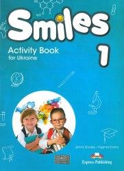 Smiles 1 for Ukraine Activity Book / Робочий зошит