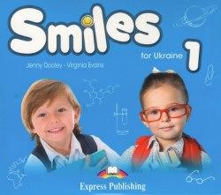 Smiles 1 for Ukraine iеBook / Інтерактивний диск