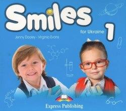 Smiles 1 for Ukraine Class Audio CDs / Аудіо диск