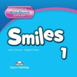 Smiles 1 for Ukraine IWB / Ресурси для інтерактивної дошки