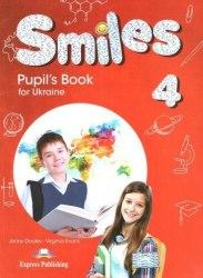 Smiles 4 for Ukraine Pupil's Book / Підручник для учня