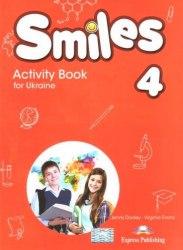 Smiles 4 for Ukraine Activity Book / Робочий зошит