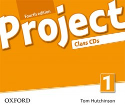 Project 1 (4th Edition) Class CDs / Аудіо диск