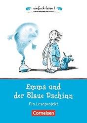 Einfach lesen 0 Emma und der Blaue Dschinn