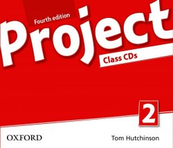 Project 2 (4th Edition) Class CDs / Аудіо диск