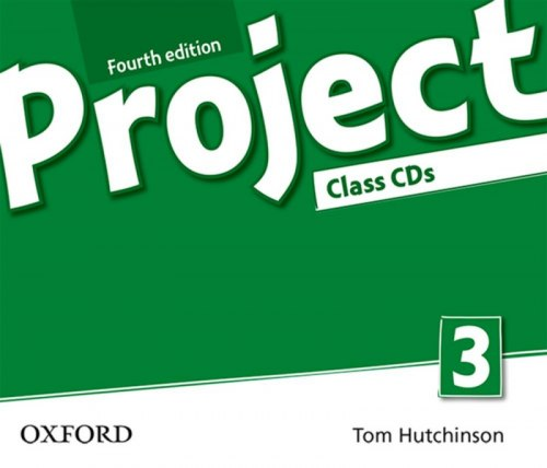 Project 3 (4th Edition) Class CDs / Аудіо диск