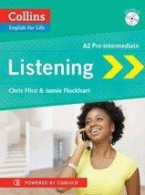 English for Life: Listening A2 with CD