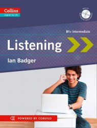 English for Life: Listening B1+ with CD