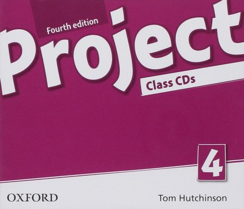 Project 4 (4th Edition) Class CDs / Аудіо диск