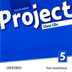 Project 5 (4th Edition) Class CDs / Аудіо диск