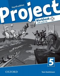 Project 5 (4th Edition) Workbook / Audio-CD and Online Practice Oxford University Press