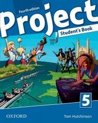 Project 5 (4th Edition) Student's Book / Підручник для учня