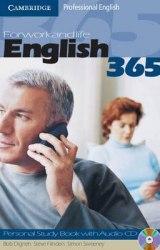 English365 1 Personal Study + CD / Підручник для учня