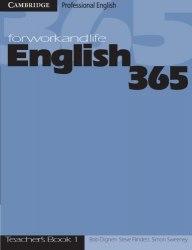 English365 1 Teacher Guide / Підручник для вчителя