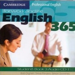 English365 3 Audio CDs (2) / Аудіо диск