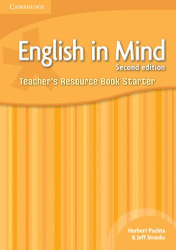 English in Mind Starter (2nd Edition) Teacher's Resource Book / Ресурси для вчителя