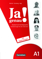Ja genau! A1 Handbuch fur den Unterricht / Підручник для вчителя