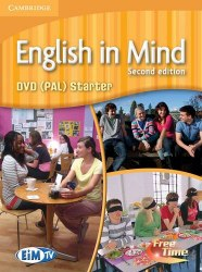 English in Mind Starter (2nd Edition) DVD / DVD диск
