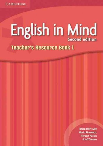English in Mind 1 (2nd Edition) Teacher's Resource Book / Ресурси для вчителя