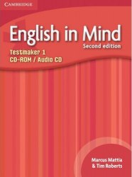 English in Mind 1 (2nd Edition) Testmaker CD-ROM/Audio CD / Диск для встановлення