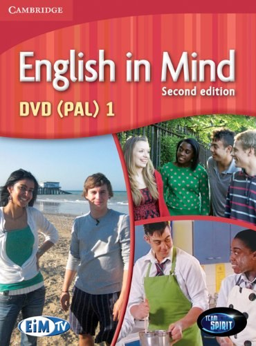 English in Mind 1 (2nd Edition) DVD / DVD диск