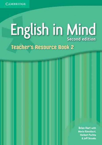 English in Mind 2 (2nd Edition) Teacher's Resource Book / Ресурси для вчителя