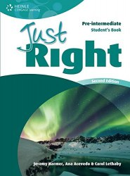 Just Right (2nd Edition) Pre-Intermediate Student's Book / Підручник для учня